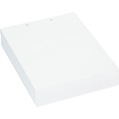 Printworks Professional Specialty Paper, White, 8 1/2in.(W) x 11in.(L), 2-Hole Top-Punched, 500/Ream