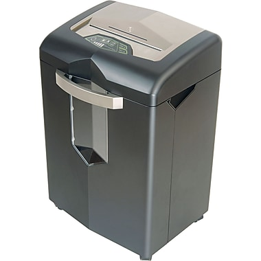 HSM of America shredstar® PS817C Medium-Duty Shredder, 17 Sheet Capacity, 7.5 ft/min Speed