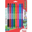Pentel ® R.S.V.P. ® RT Retractable Ballpoint Pen, 1 mm Medium, Assorted, 8/Pack