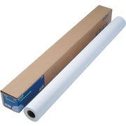 "Epson  Double Weight Matte Paper, White, 44""(W) x 82'(L), Roll"
