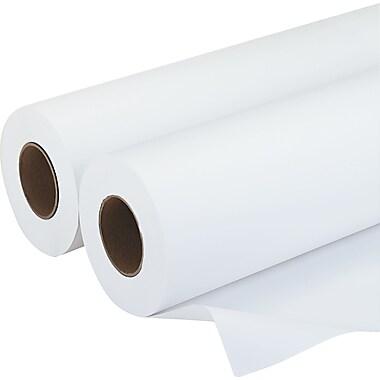 PM Company ® Amerigo ® Wide-Format Inkjet Paper, White, 24in.(W) x 500'(L) 3in. Core, 2/Ctn