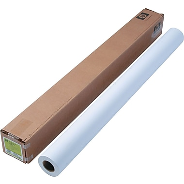 HP Heavyweight Coated Paper, 42in.  x 100'
