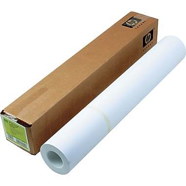 HP Heavyweight Coated Paper, 24in. x 100'