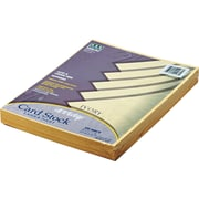 "Pacon  Array  Card Stock, 8 1/2""(W) x 11""(L), Ivory, 100/Pack"