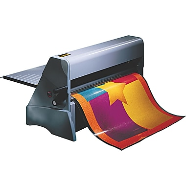 Scotch® Heat-Free Laminating Machine, 25in. Wide, Up To 8.6 mil (T) Pouch