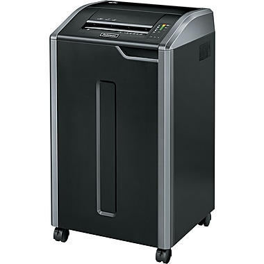 Fellowes® Powershred® 425i Continuous-Duty Shredder, 38 Sheet Capacity, 20 ft/min Speed