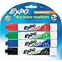 Expo Scents Dry Erase Marker, Chisel Tip, Assorted,