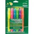 Ticonderoga® Emphasis™ Desk Style Highlighter, Chisel Tip, Assorted, 6/Set