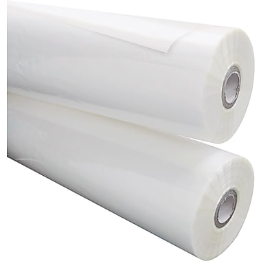 GBC ® HeatSeal ® Nap-Lam ® I Laminating Film Roll, 1.5 mil, 500'(H) x 27in.(W), 2/Box