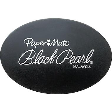 Paper Mate ® Black Pearl ® Thermoplastic ESBS/SBS Eraser, 2/Pack