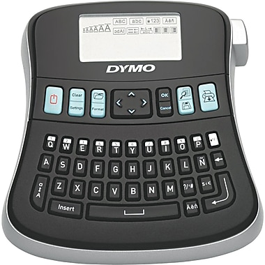 DYMO ® LabelManager ® 210D Label Maker, 2 Lines, 2 1/2in.(H) x 6in.(W) x 6.40in.(D)