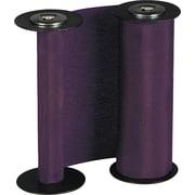 Acroprint® ETC Time Stamp Clock Ribbon, Purple