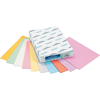 Hammermill® Fore® 8 1/2in.(W) x 11in.(L) MP Recycled Color Papers