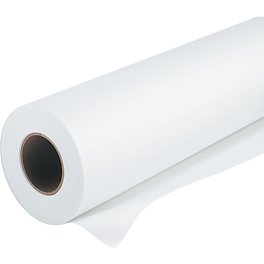 PM Company ® Amerigo ® Wide-Format Plan-24 Inkjet Paper, White, 24in.(W) x 150'(L), 1/Roll