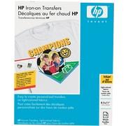 """HP C6049A White Creative Expressions Paper, 8 1 / 2""""(W) x 11""""(L), 12 / Pack"""