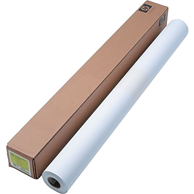 HP Opaque Scrim Banner Paper, White, 42in.(W) x 50'(L), 1/Roll