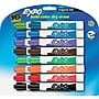 Expo Original Chisel Point Dry-Erase Marker, Assorted, 16/Pack