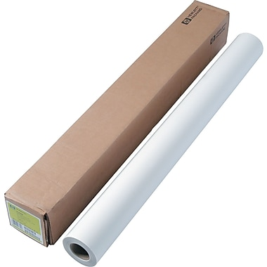 HP Matte Film, White, 36in.(W) x 125'(L), Each
