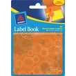Avery® 22066 Removable Label Pad Book, 1in.(W) x 3in.(L) Neon Orange, 2in.(W) x 3in.(L) Neon Yellow, 80/Pack
