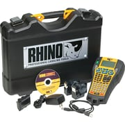 Dymo Rhino Industrial 6000 Industrial Portable Label Maker with Hard Case Kit