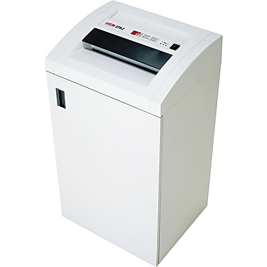 HSM of America 225.2 Heavy-Duty Shredder, 42 Sheet Capacity, 25 ft / min Speed