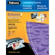 Fellowes ® Laminating Pouch, 3 mil, 8 1/2in.(H) x 11in.(W), 100/Pack