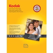 Kodak Ultra Premium Photo Paper, White, 8 1 / 2(W) x 11(L), 25 / Pack