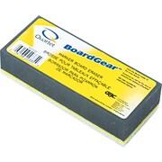 """Quartet ® BoardGear Marker Dry Board Eraser, Foam Pad, 1""""(H) x 5""""(W) x 3""""(D)"""