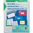 Avery® PRES-a-ply® 30587 White Address Label, 1/2in.(W) x 1 3/4in.(L), 2000/Box