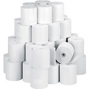 "PM Company® Direct Thermal Printing Cash Register/POS Paper Roll, 3 1/8""(W) x 273'(L), 50/Ctn"