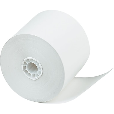 PM Company® Direct Thermal Print Cash Register/Gas Pump Paper Roll, 2 5/16in.(W) x 200'(L), 24/Ctn