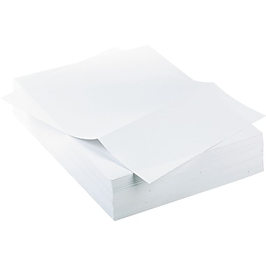 Printworks Professional Specialty Paper, White, 8 1/2in.(W) x 11in.(L), Perforated 3 1/2in., 500/Ream