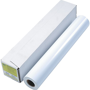 HP Designjet Large Format White Semigloss Photo Papers For Inkjet Printers