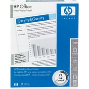 "HP Office Paper, White, 8 1/2""(W) x 11""(L), 3 Hole Punched, 500/Ream"