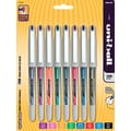 uni-ball ® Vision Needle Stick Roller Ball Pen, 0.7 mm Fine Needle, Assorted, 8/Set