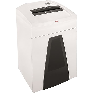 HSM of America SECURIO® P40c Continuous-Duty Shredder, 37 Sheet Capacity, 18 ft/min Speed