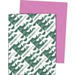 Wausau Paper  Astrobrights  Colored Card Stock, Outrageous Orchid , 8 1/2in.(W) x 11in.(L), 250 Sheets