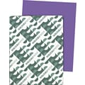 Wausau Paper  Astrobrights  Colored Card Stock, Gravity Grape , 8 1/2in.(W) x 11in.(L), 250 Sheets