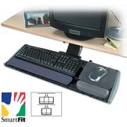 """Kensington® Modular Platform with SmartFit® System, 19"""" Track, Black"""