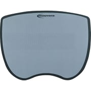 Innovera® Ultra Slim Mouse Pad, Nonskid Rubber Base, Gray, 8 3/4(D)