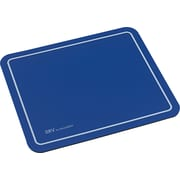 "Kelly Computer SRV Optical Mouse Pad, Blue, 7 3/4""(D)"