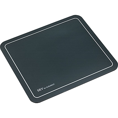 Kelly Computer SRV Optical Mouse Pad, Gray, 7 3/4in.(D)