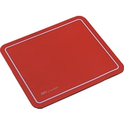 "Kelly Computer SRV Optical Mouse Pad, Red, 7 3/4""(D)"