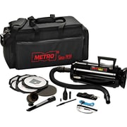 DataVac ® ESD-Safe Pro Data-Vac/3 Professional Cleaning System, 1.7 hp, Black