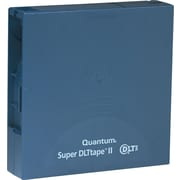 Quantum® 1/2 Super DLT II Cartridge, 2066'(L), 300 GB Native/600 GB Compressed