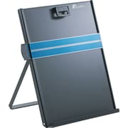 Fellowes® Metal Copyholder, Black, 11 3/8(H) x 10 5/8(W) x 8 3/8(D), 200 Sheet Capacity