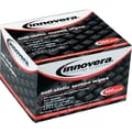 Innovera® Antistatic Screen Cleaning Wipe, Unscented, White, 4 3/4in.(W) x 6 1/4in.(L), 100/Pack