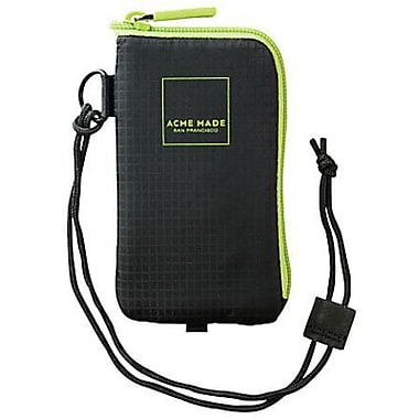 Acme Made Noe Soft Pouch 100 Camera Case, Licorice Lime