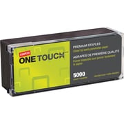 Staples® One-Touch™ Premium Staples, 1/4