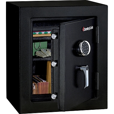 Sentry® Safe Executive Fire-Safe® 3 Cubic Ft. Capacity Safe